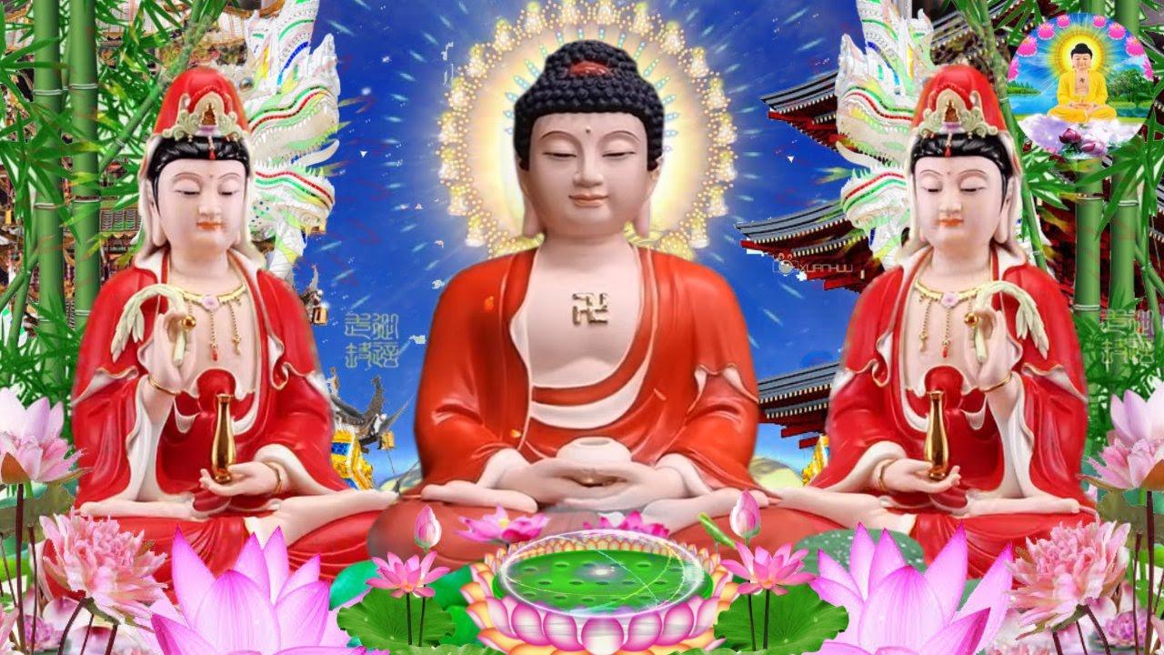 Sáng 25 Âm Nghe Tụng Kinh Phật Cả Đời Giàu Sang Bình An Tài Lộc Sức Khoẻ - Tụng Kinh Phật