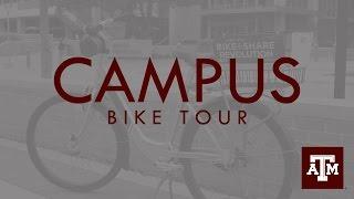 Texas A&m Campus Bike Tour
