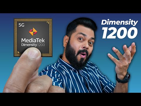 MediaTek Dimensity 1200 Is Here | Everything You Need To Know ⚡ DSDS 5G, 6nm, 4K HDR & More