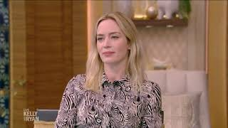 Emily Blunt's Ideal Date Night