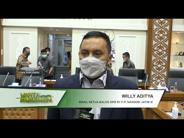 WARTA PARLEMEN - BALEG DPR RI DORONG REVISI UU NO 20 TAHUN 2013