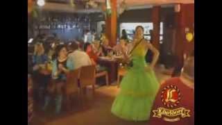 Шоу программа Одессы. Саксофон шоу Ольги Кульчицкой фрагменты Болеро с барабанами 2010г
