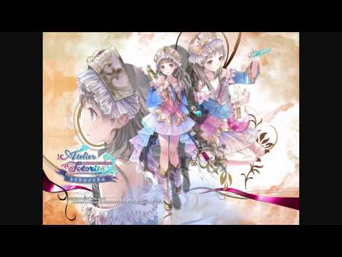 Atelier Totori DLC Battle Song Gust