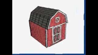 How To Build A Barn Shed