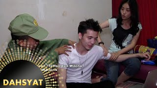 Video Anwar Gangguin Stefan Yang Lagi Dipijitin Wilona Dahsyat 4 Feb 2016 download MP3, 3GP, MP4, WEBM, AVI, FLV Januari 2018