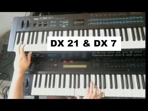 Download Yamaha DX21 1985 + DX7 IIFD 1987