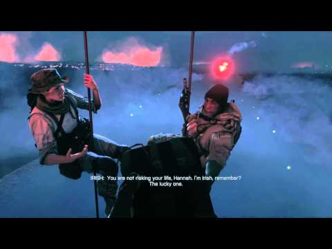 Battlefield 4 Pac's Death Scene