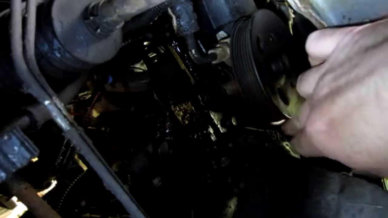 buick lesabre power steering fail youtube buick lacrosse engine diagram power steering pump [ 1280 x 720 Pixel ]