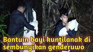 Download Lagu Di Hutan nenek misterius kuntilanak ini nangis minta tolong mp3