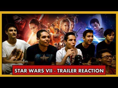 Star Wars: The Force Awakens - Trailer #3 REACTION