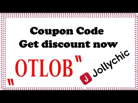 jollychic coupon 10$ off  +  how to use the coupon