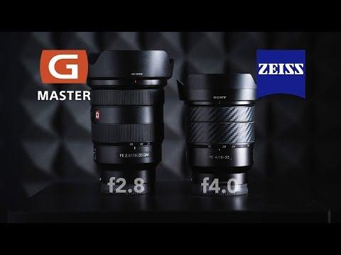 16-35mm GM F2.8 Vs Zeiss F4 - $2200 Vs $1250