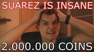 FIFA 14 NEXT GEN   THIRD INFORM SUAREZ IS A MONSTER!