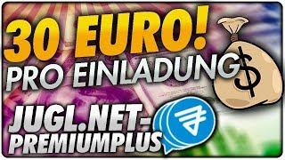 30€ PRO ANMELDUNG mit PremiumPLUS! [Jugl.net] GELD VERDIENEN 2018, Update #4