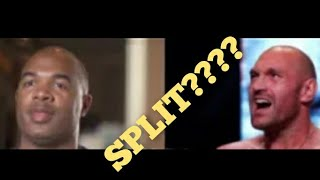 WHAAAT!??? TYSON FURY SACKING JAVON SUGAR HILL? : COUNTERPUNCHED