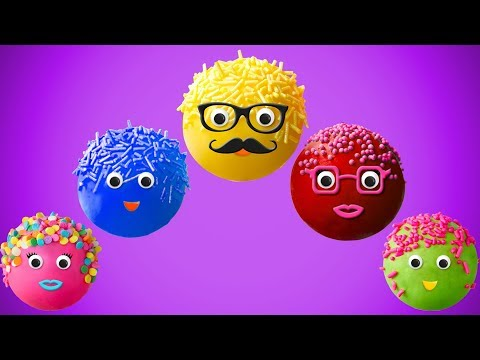 Thumbnail: Wrong Heads Coloful Pop Cake Pepsi Bottle Finger Family Colors Learn Nursery Rhymes