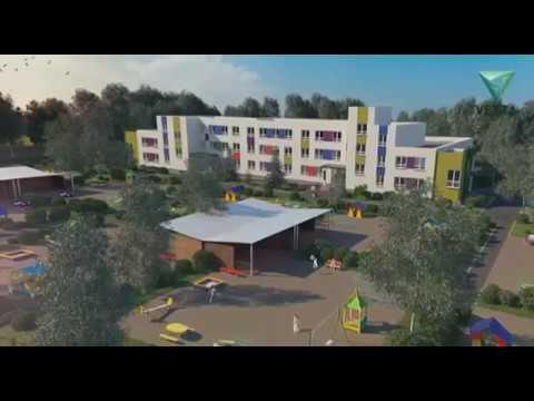 В микрорайоне «Ива» в Перми приступили к строительству детского сада