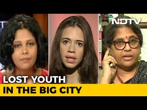 Lost Youth In The Big City: 'Urban Poor' Or 'Misguided'?