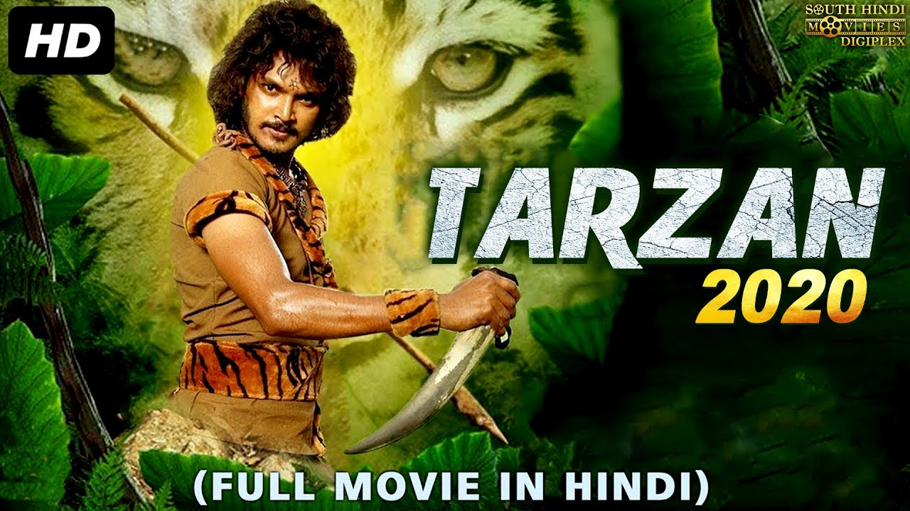 TARZAN 2020 - Hindi Dubbed Action Full Movie HD | South Indian Movies Dubbed In Hindi Full Movie