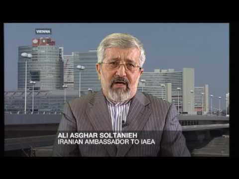 Frost over the World - Iran's nuclear programme - 9 Oct 09