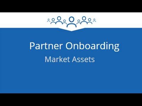 Partner Onboarding - Market Assets
