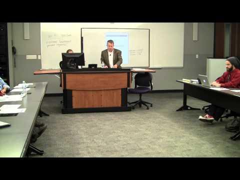 2015 Alumni CLE Series: Entrepreneurial Law