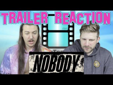 Nobody (Red Band) Trailer Reaction #Nobody #BobOdenkirk