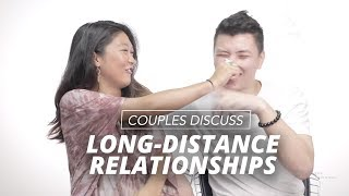 Gambar cover Couples Who Survived Long-Distance Relationships