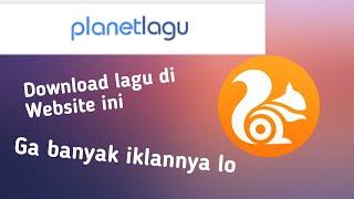 Download Cara Download Lagu di Website PlanetLagu Lewat UC Browser