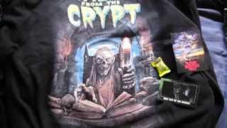 FRIGHT-RAGS Tales From the Crypt Hoodie