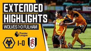 Back to winning ways! | Wolves 1-0 Fulham | Extended highlights