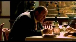 The Sopranos - Tony And Silvio Talk About Ralph