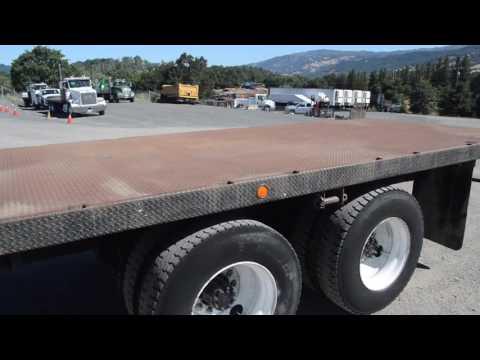Used 1992 International Flatbed/Charter Trucks - U10350