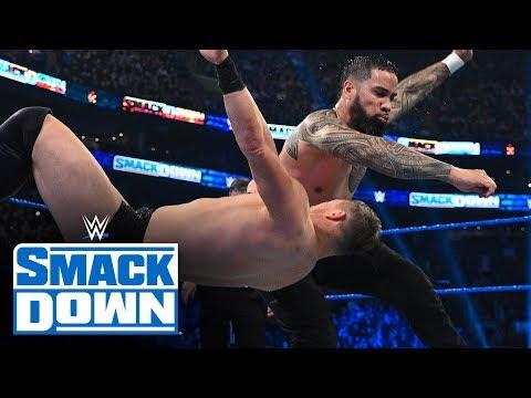 The Usos vs. The Miz & John Morrison: SmackDown, Feb. 28, 2020