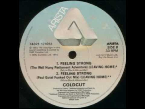 Coldcut – Feeling Strong (Paul Gotel Funked Out Mix) (Leaving Home)