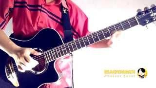 Hari Merdeka (17 Agustus 1945) - Acoustic Cover by Riadyawan (plus Kunci/Chord-nya)