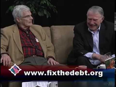 5-10-2013 Former US Senator Rudy Boschwitz and former US Congressman Martin Sabo