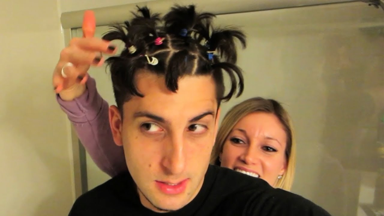 Hair Style Videos Youtube: CRAZY HAIR STYLE!