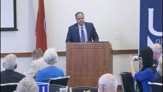 University of Memphis Columns Society - President M. David Rudd