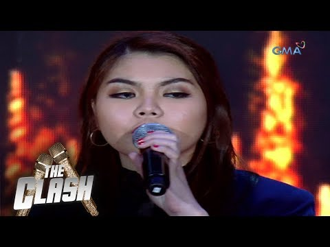 The Clash: Charline Fiel stuns the panel with Lea Salonga's song