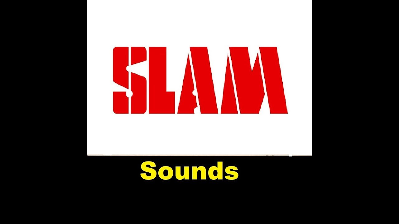 Slam Sound Effects All Sounds - YouTube