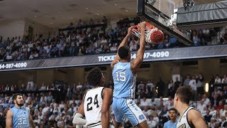 UNC Men's Basketball: Tar Heels Open Season With Hard-Fought 78-67 Win vs. Wofford