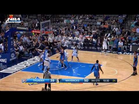 Oklahoma City Thunder vs Dallas Mavericks   Full Game Highlights  Mar 27 2017