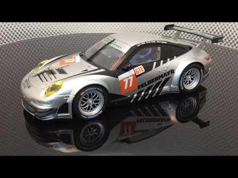 Carrera D124 Porsche GT3 Felbermayr 23835 Cincyslots
