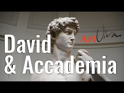 Original David & Accademia Tour - ARTVIVA