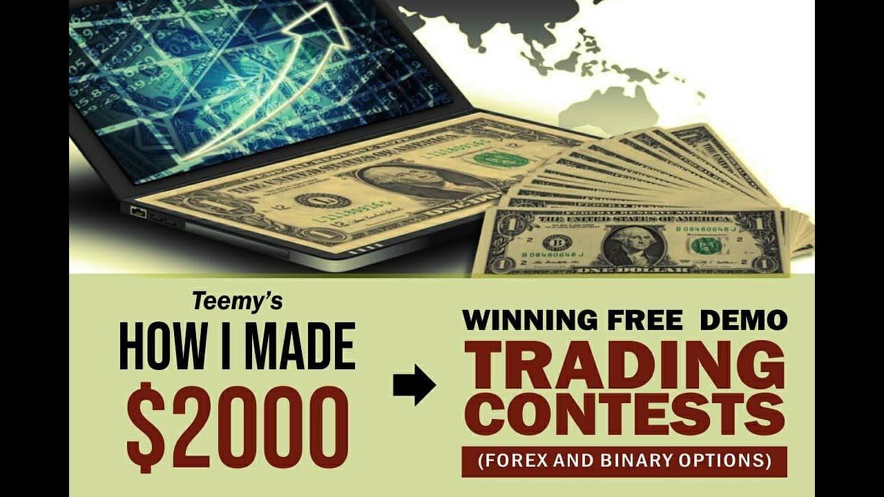 Free binary options contest