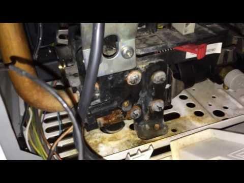 Reparar caldera de gas sustitucion membrana y valvula for Caldaia saunier duval combitek