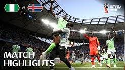 Nigeria v Iceland - 2018 FIFA World Cup Russia™ - Match 24