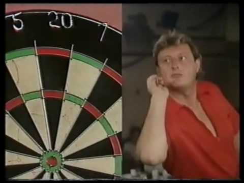 Eric Bristow vs. Rod Harrington - Challenge Match (First 3 Sets ONLY) - 1990 Cockney Classic