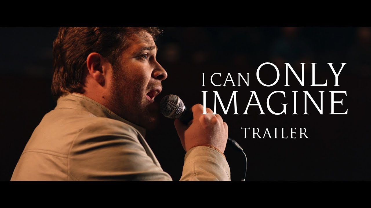 I Can Only Imagine - Available Now On Blu-ray/DVD & Digital